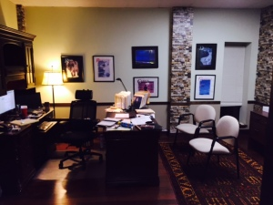 Mike office