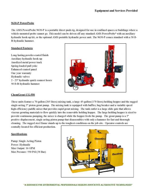 Equipment and Services 2016_4